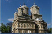 Monastere curtea de Arges Roumanie