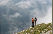 Mont maglic brouillard