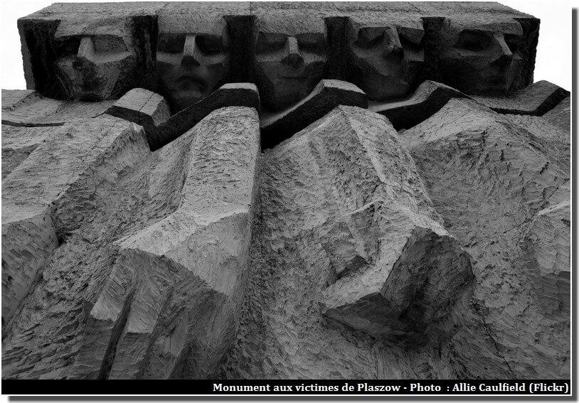 Monument aux victimes de Plaszow