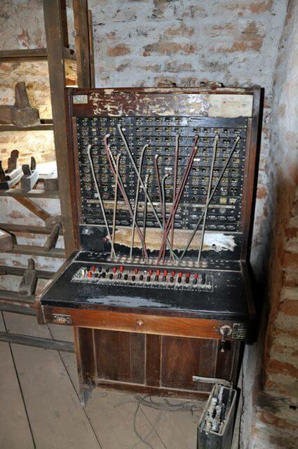 Mosna ancien instrument