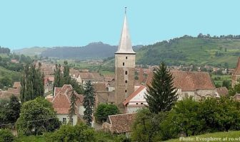 Mosna en Transylvanie