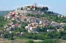 Motovun Croatie