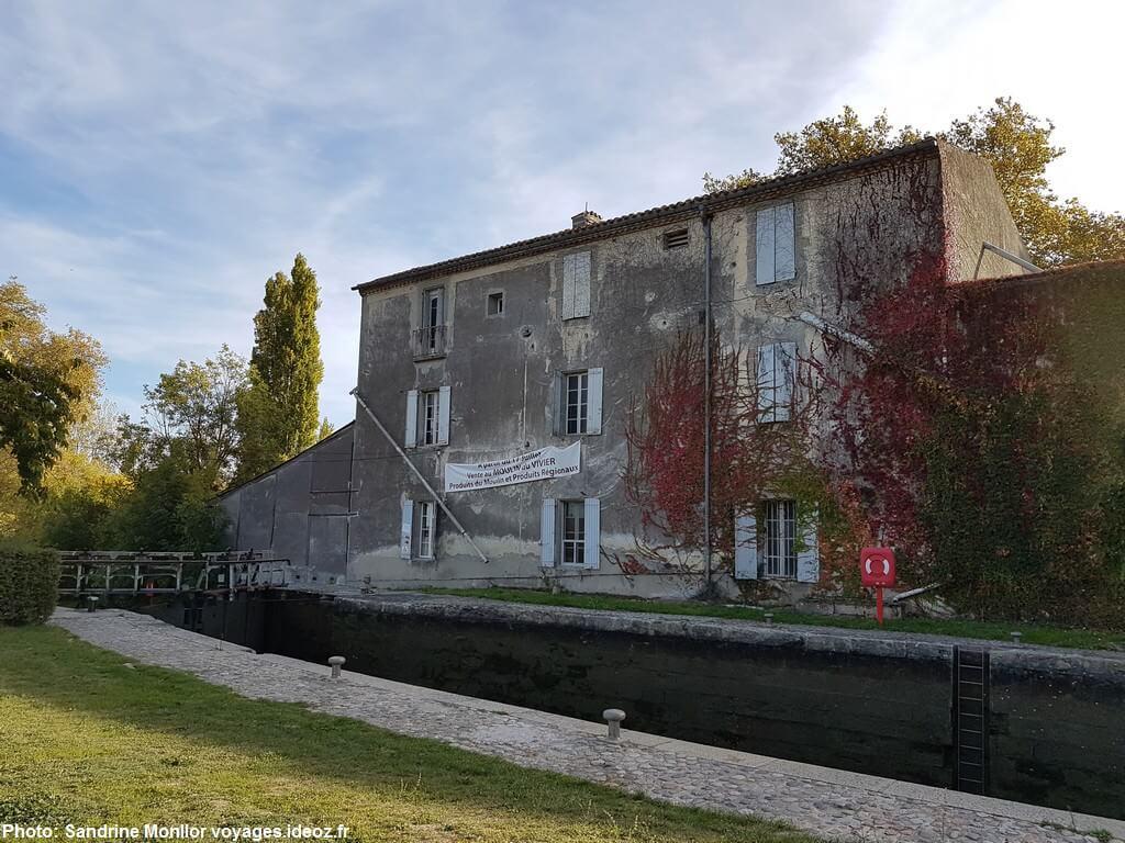 Moulin du vivier Relais de Saint Martin Castelnaudary