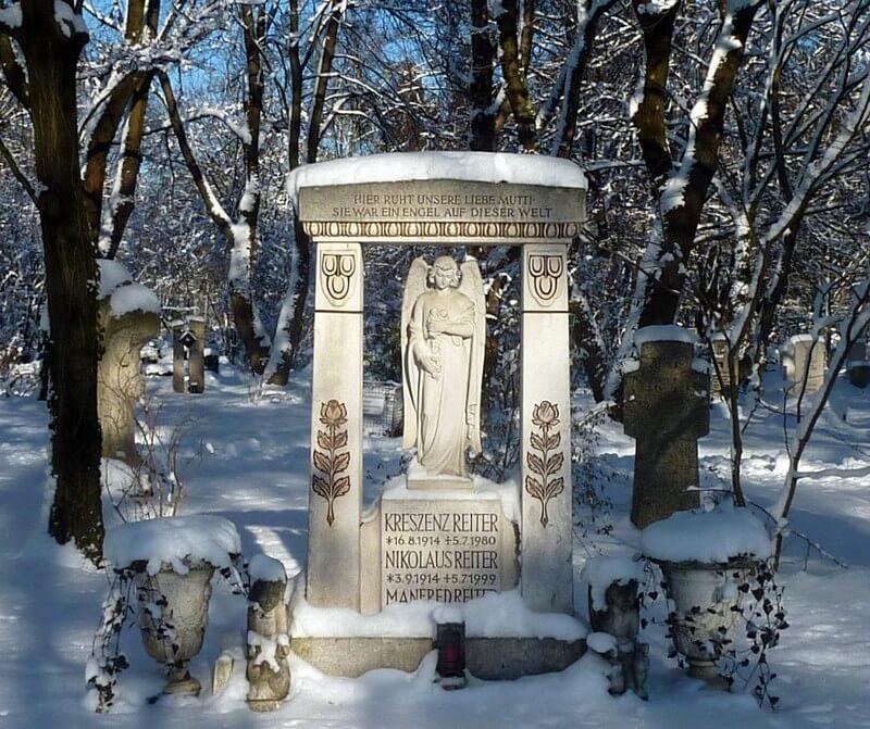 Muenchen Westfriedhof