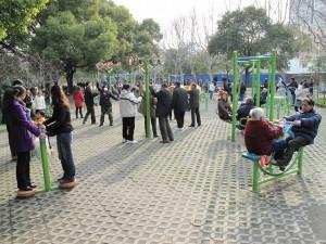 Parc Lu Xun Shanghai