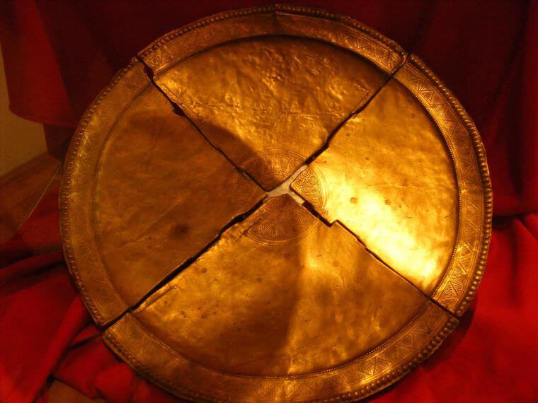 Pièce majeure du trésor de Pietroasele