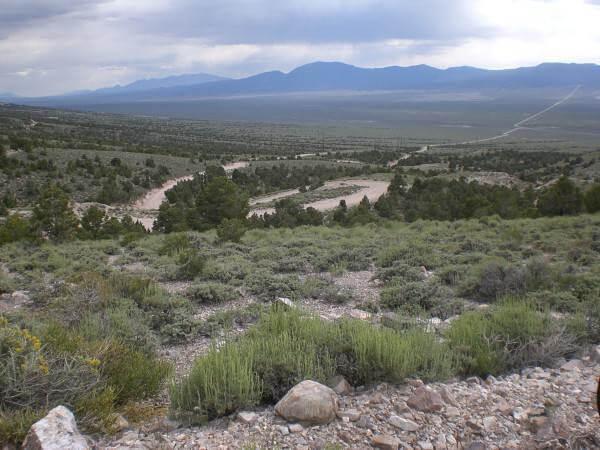 Piste du Nevada