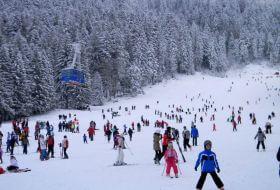 Pistes de ski ponaia Brasov