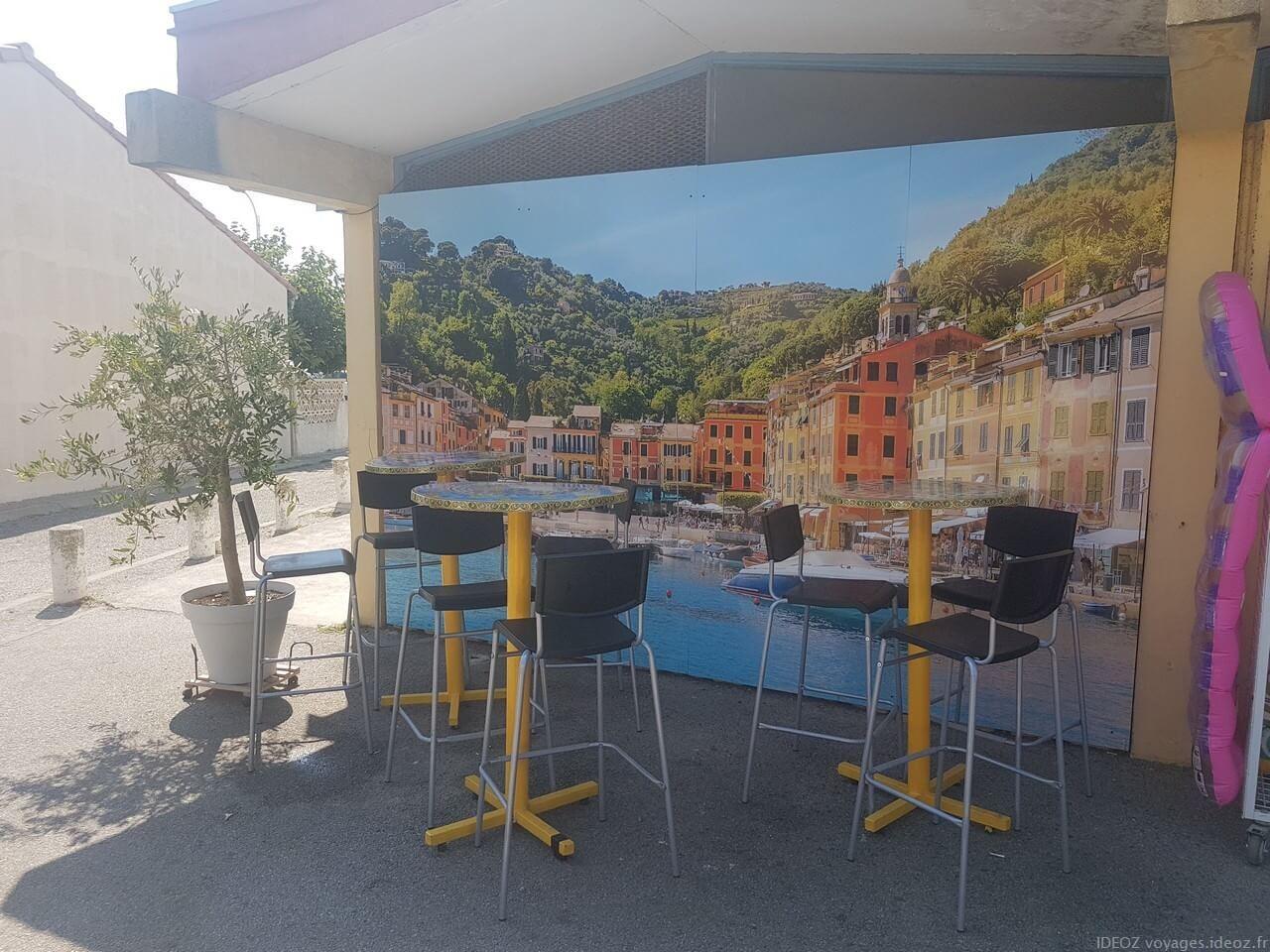 Pizzeria Portofino à Port La Nouvelle