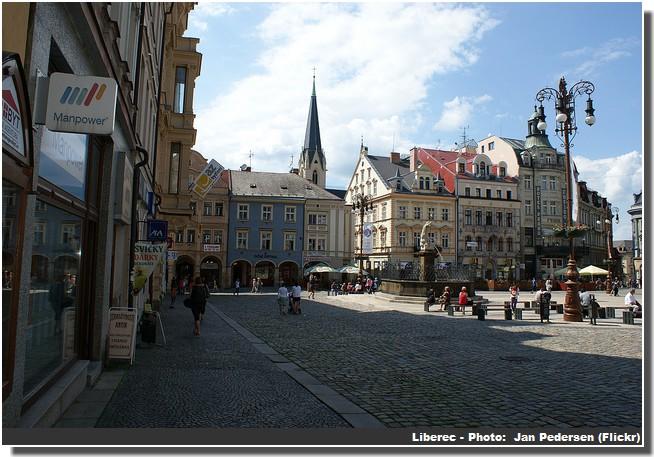 Place Liberec