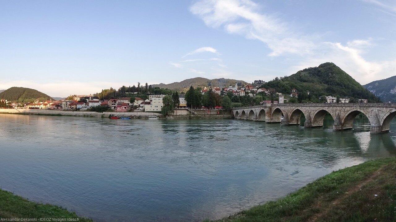 Pont sur la drina Pont Mehmed Pasa Sokolovic
