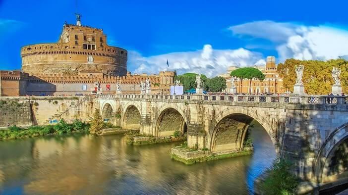 Un week-end à Rome : album souvenirs
