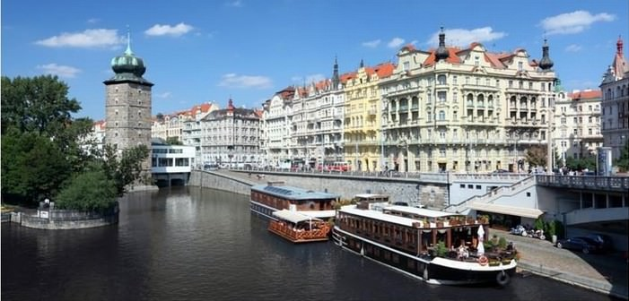 Prague Boat hotel matylda