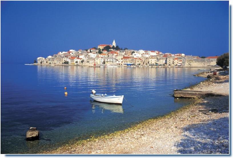 Primosten croatie
