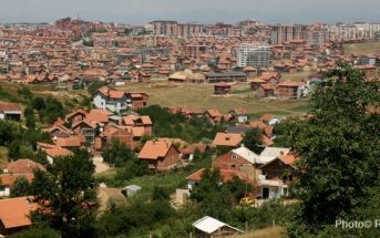 Prishtina capitale du Kosovo