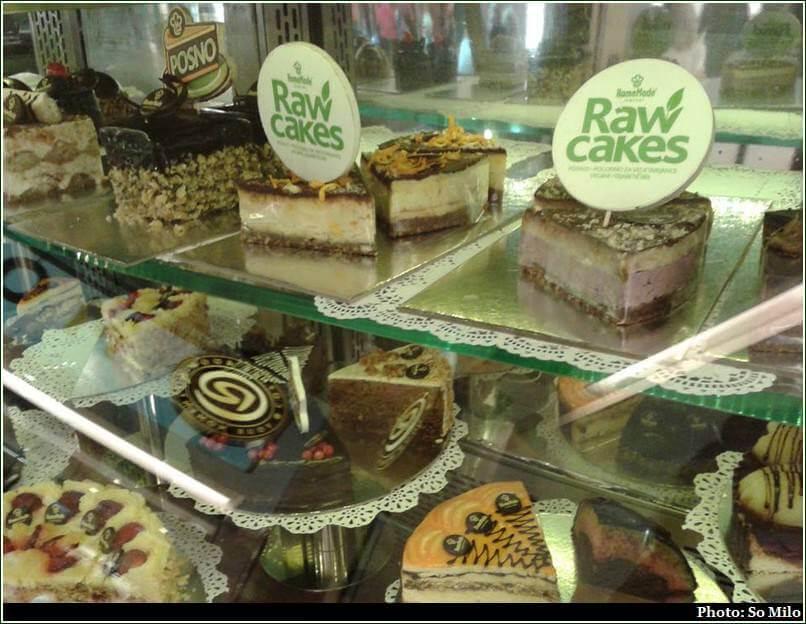 Raw Cakes Novi Beograd