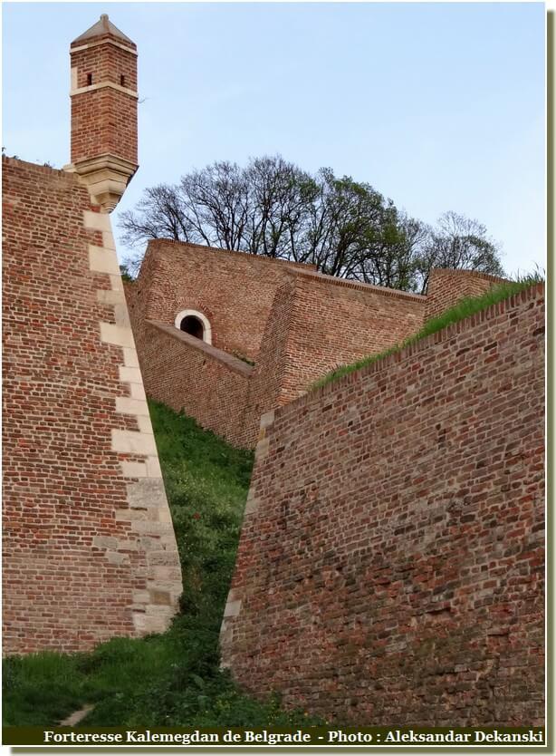 Remparts de Kalemegdan