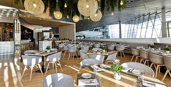 Restaurant BMW Welt Munich