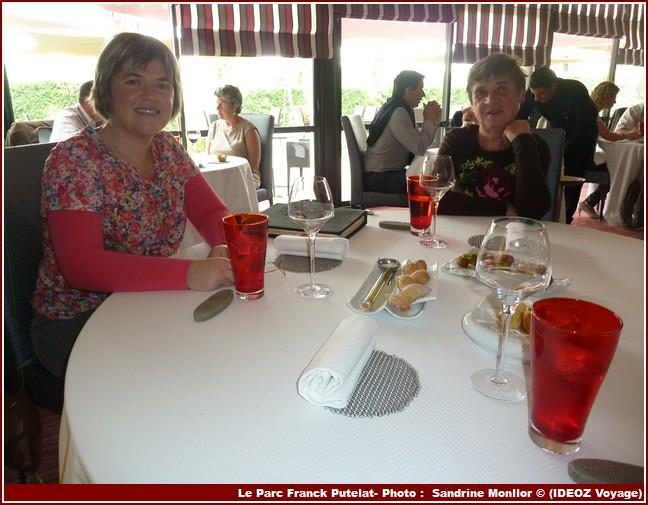 Restaurant Le Parc de Franck Putelat