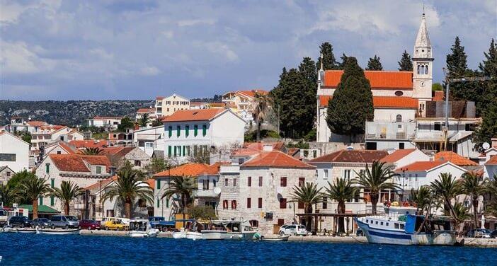 Rogoznica en Dalmatie du nord