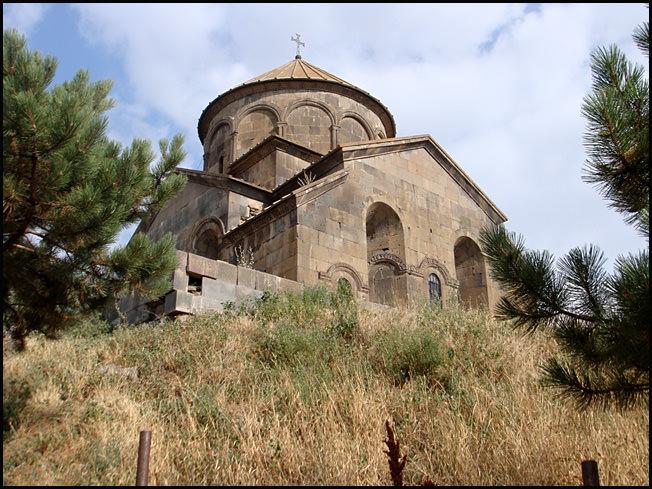 Sissian Eglise saint Jean En Arménie