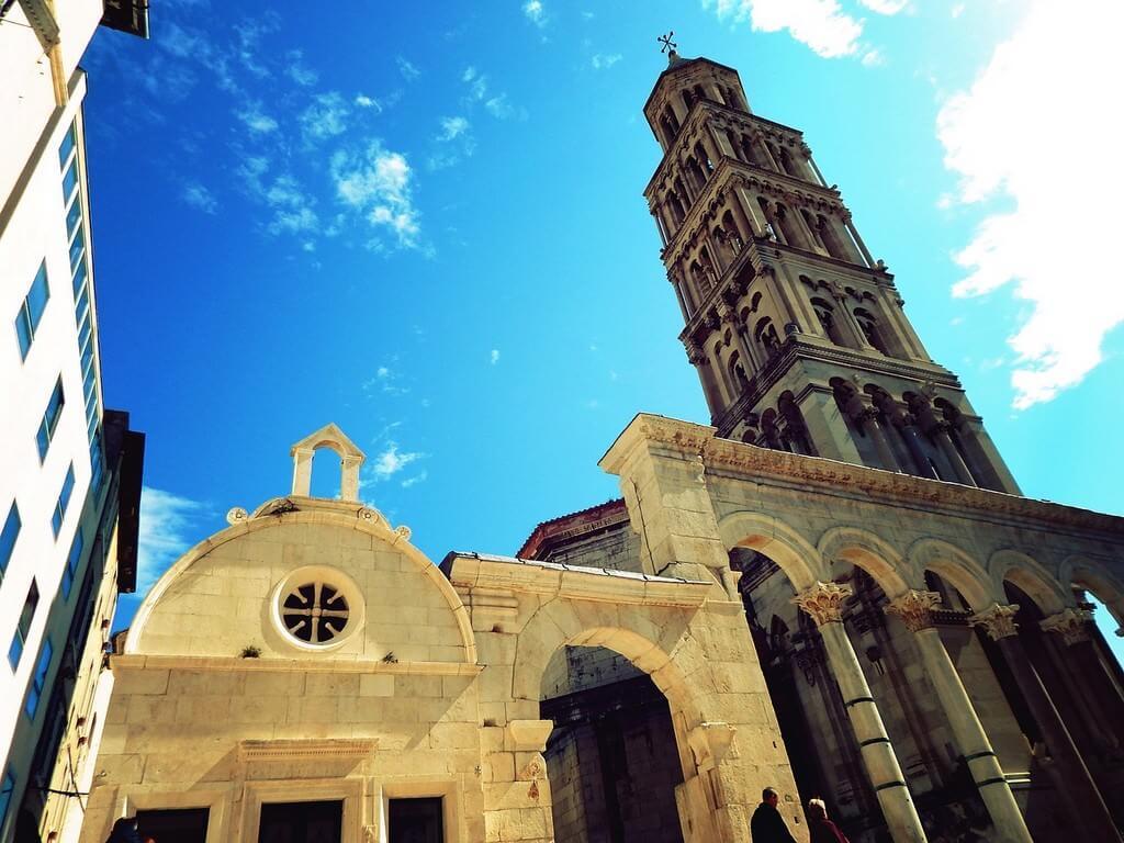 Split cathédrale Saint Domnius