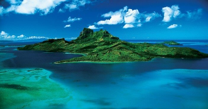 tahiti paysage maritime