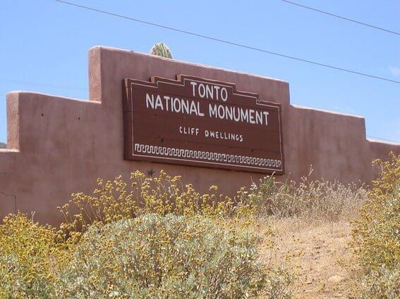Tonto Nantional monument