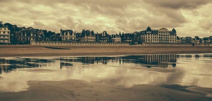 Proust à Trouville : Sur les traces de Proust en Basse Normandie