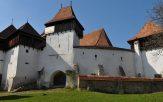 Viscri village fortifié saxon en Transylvanie