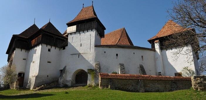 Viscri ; village saxon de Transylvanie, un petit bijou classé à l'unesco