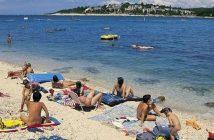 Vrsar Koversada plage naturiste en croatie
