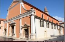 Zadar Eglise Saint Siméon