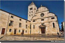 Zadar eglise sainte marie