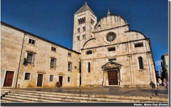 Zadar eglise