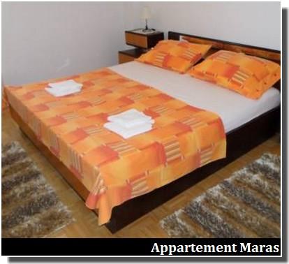appartement maras primosten croatie