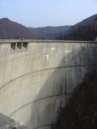 barrage vidraru