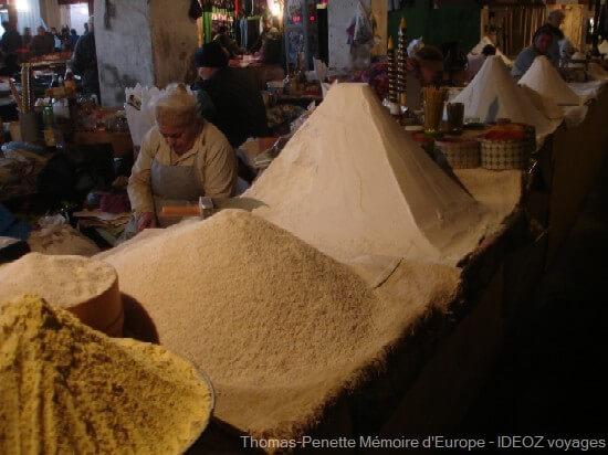 La Géorgie : rencontres au bazar de Kutaisi