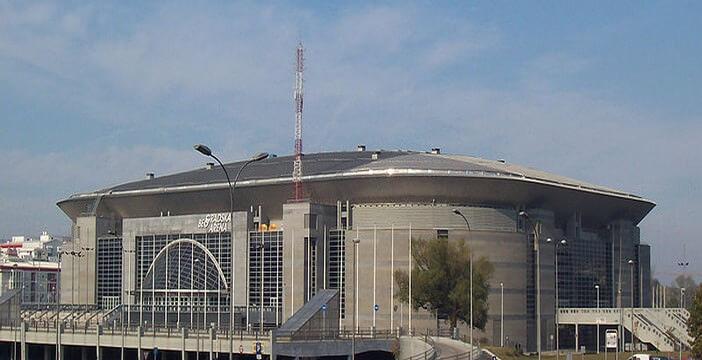beogradska arena stade de belgrade