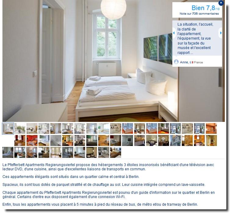 berlin Pfefferbett Apartments Regierungsviertel