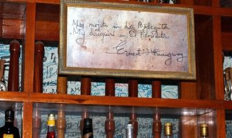bodeguita del medio La Havane Hemingway