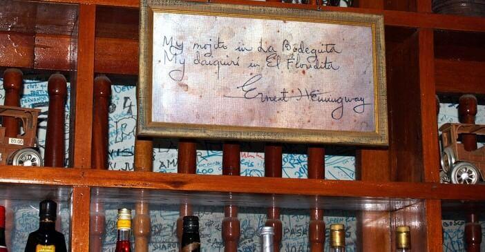 """Rendez-vous à la Havane : Hemingway… sur la route de """"Papa"""" à la Havana à Cuba"""
