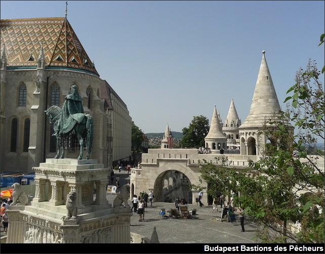 budapest Bastions des Pecheurs