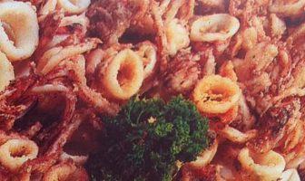 calmars frits a la croate