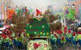 carnaval de Rijeka en Croatie