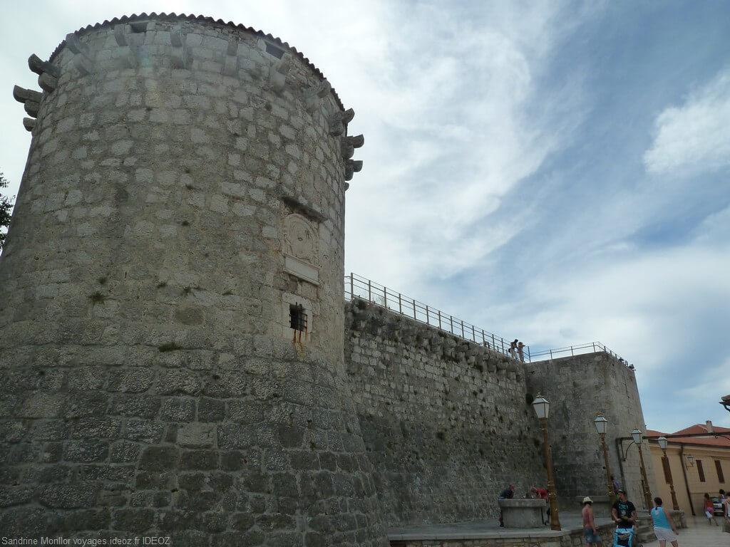 chateau Frankopan Krk
