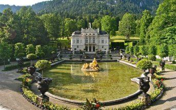 chateau Linderhof Baviere