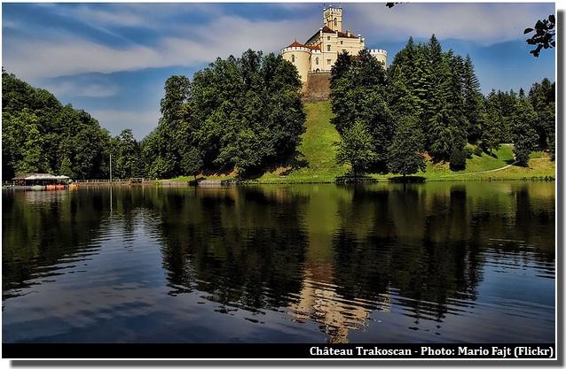 chateau Trackoscan Croatie Centrale