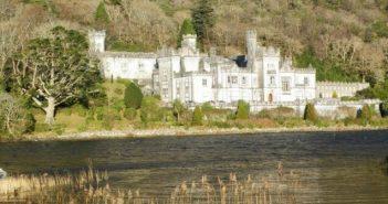nouvel an en irlande chateau