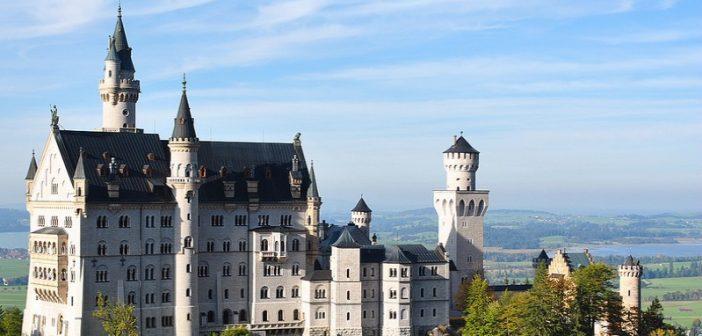 chateau neuschwanstein en baviere
